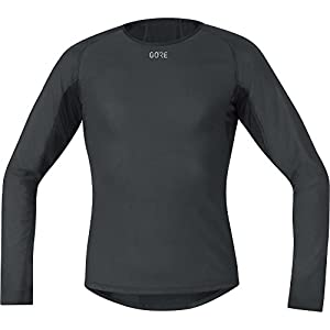 GORE WEAR Herren M Windstopper Base Layer Thermo Langarm Shirt