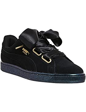 Puma Suede Heart Satin Wn's 36271401, Damen Sneaker