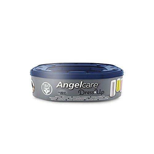 Angelcare Dress Up Recharges Octogonales pour Bac, Quantité au choix