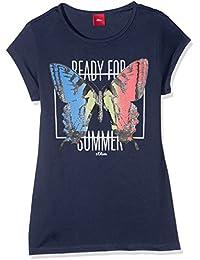 s.Oliver Mädchen T-Shirt 73.706.32.4862