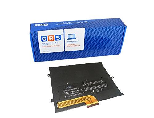 GRS Batterie d'Ordinateur Portable pour Dell Vostro V13, V13Z, V130, V1300, compatible pour: 0NTG4J, 0PRW6G, 0449TX, PRW6G, T1G6P, Laptop Batterie, 2800mAh 11,1V