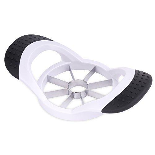 nuovoware-8-blades-apple-slicer-corer-cutter-wedger-divider-with-8-ultra-sharp-stainless-steel-blade