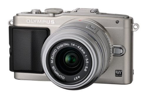 Get Olympus Pen E-PL5 Compact System Camera – Silver (16.1 MP, M.ZUIKO Digital 14 -42mm II R Lens Kit) 3 inch LCD Reviews