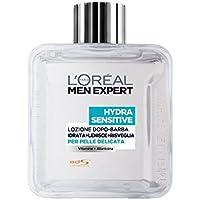 L'Oréal Paris Men Expert Hydra Sensitive Lozione Dopobarba per Pelle Delicata - 100 ml