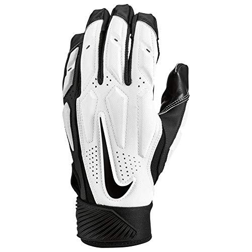 Nike D-Tack 6.0 Design 2018, Lineman Handschuhe Gloves I 4 Farben bis Größe 3XL - weiß Gr. L