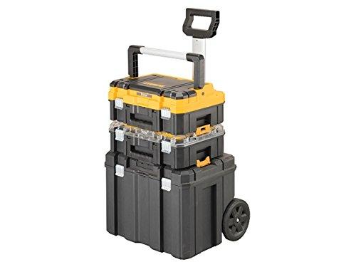 Sistema móvil de almacenamiento de herramientas Dewalt DWST1-81049 TStak...