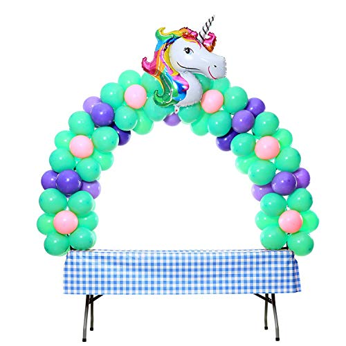 Reamous palloncino da tavolo arco kit, arco a palloncino per la regolazione delle dimensioni ideale per decorazioni di compleanno, decorazioni di nozze, addobbi natalizi, articoli per feste