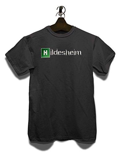 Hildesheim T-Shirt Grau