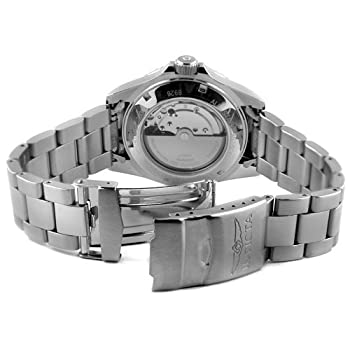 Invicta Pro Diver Unisex Analogue Classic Automatic Watch With Stainless Steel Bracelet – 8926 3