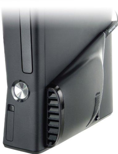 Nyko Intercooler STS – Ventilador para Xbox 360 Slim. Negro. Incluye cable.
