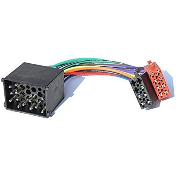 Kfz Radioadapter Für Bmw E36 E46 E39 X5 Z3 Mini One Elektronik