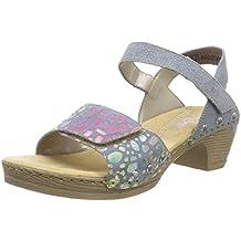 Suchergebnis auf Amazon.de für  rieker Sandalen blau - Leder f9b2c583ba
