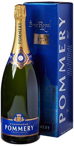 Champagne Pommery Brut Royal Magnum mit Geschenkverpackung (1 x 1.5 l)