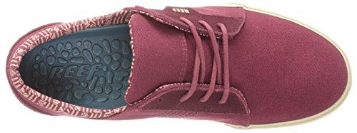 Reef Ridge Herren Sneaker Braun - Marron (Maroon)