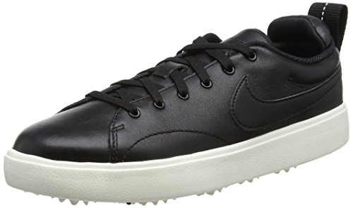 Nike Damen Wmns Course Classic Golfschuhe, Schwarz (Negro 001), 38 EU