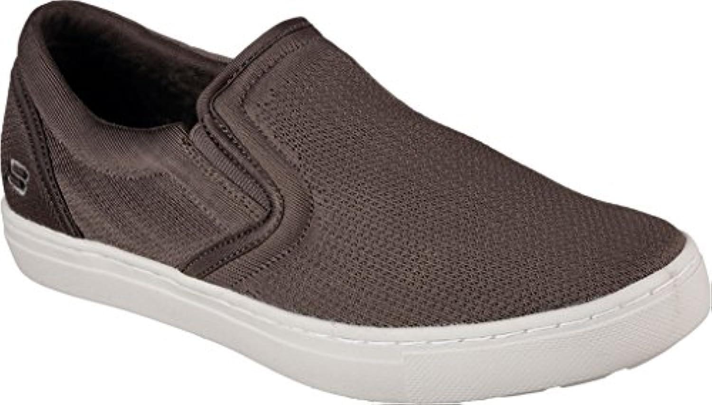 Skechers Men's Alven   Comend  Sneaker  Cocoa  13 US M