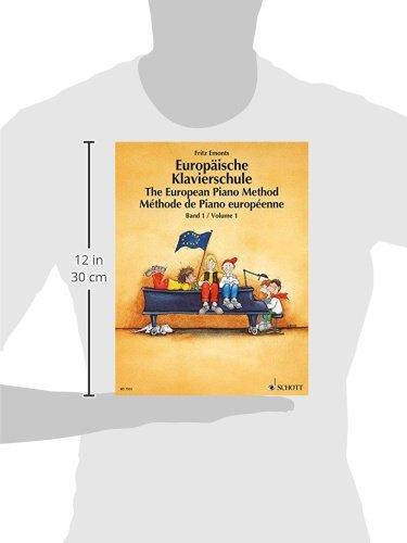 Ansicht vergrößern: Europäische Klavierschule, Bd.1