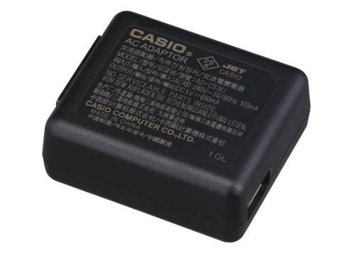 Casio Exilim Lade-Adapter für Exilim Tryx EX-TR100, EX-ZS5 und EX-ZS10 Casio Exilim