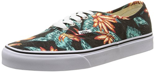 Vans - U Authentic Vintage, Sneaker Unisex – Adulto Multicolore (Multicolore (Vintage Aloha/Black/True White))