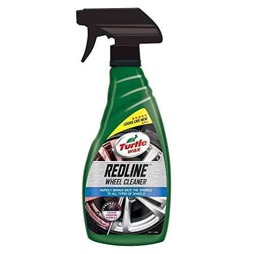 Turtle Wax FG7809 Green Line Spray Limpia Llantas, Verde, 500 ML