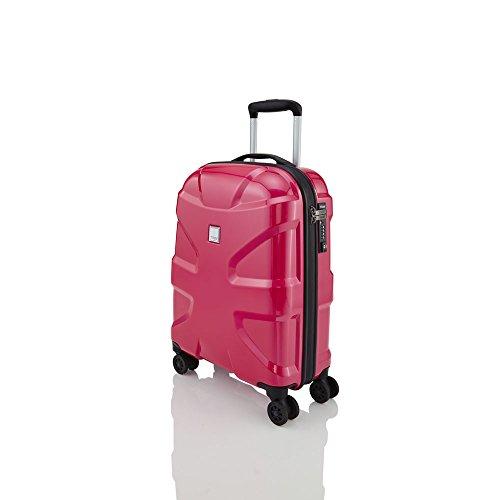 TITAN X2 Hartschalenkoffer Handgepäck, 825406-28 Koffer, 55 cm, 40 L, Fresh Pink