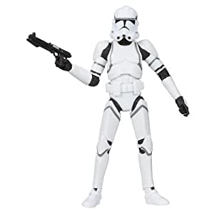 STAR WARS : FIGURINE 41st ELITE CORPS CLONE TROOPER #12 - THE BLACK SERIES 3