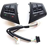 Dossvick - Creta Steering Control Music Control Buttons - Both Sides - Coupler to Coupler