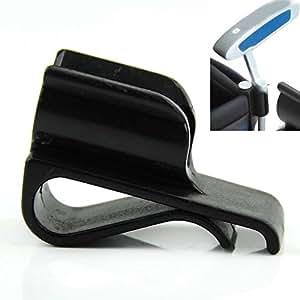 HeroNeo® Sac de golf Durable à clipser pour putter golf Organiseur Club Marqueur de balle Pince Support