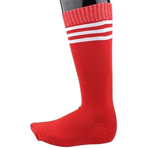 Team Socks ,Ouneed® 1 Paio Calzini di Cotone per Gli
