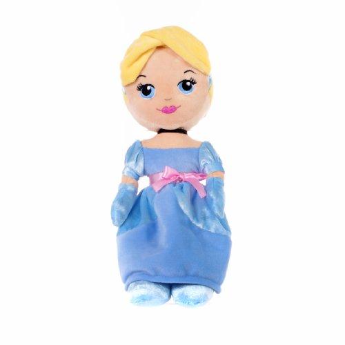 Disney Princess Cinderella 30cm Nette weiche Plüsch-Spielzeug (Disney Baby Princess)