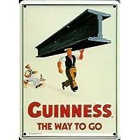 GUINNESS irlandese con GIRDER