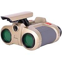 Dispositivo de visión Nocturna para niños Multifuncional para Deportes al Aire Libre telescópicos Auto-retráctil