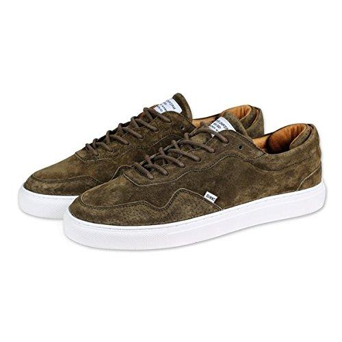 Djinns Herren Sneakers Awaike Olive 43