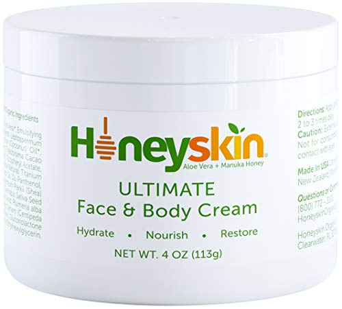 Crema Orgánica Reparadora Piel Seca118 ml Crema Natural