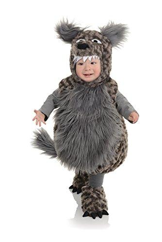 Kleiner Wolf Kostüm für Kinder - (Baby Wolf Kostüme)