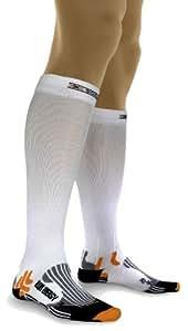 X-Socks Run Energy Compression + 13-fach Schutz x20327 white, Gr.1 (35-38)