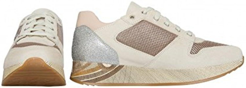 GATTINONI Zapatillas Mujer Sneaker Beige (37 EU) …