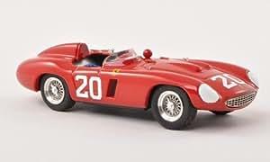 Ferrari 857 S, No.20, Nassau, 1955, voiture miniature, Miniature déjà montée, Art Model 1:43