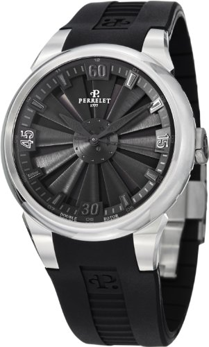 Perrelet Men's Case Quartz Analog Watch A1064-3