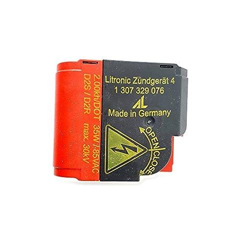 Details about Litronic Xenon Ignition Unit AL 1307329076D2S D2R 35W Mercedes Opel VW Audi BMW