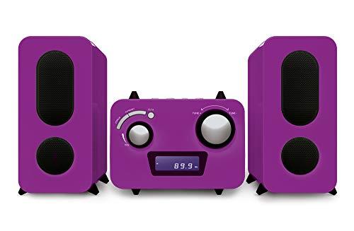 USB Music Center MCD11 - [Purple]