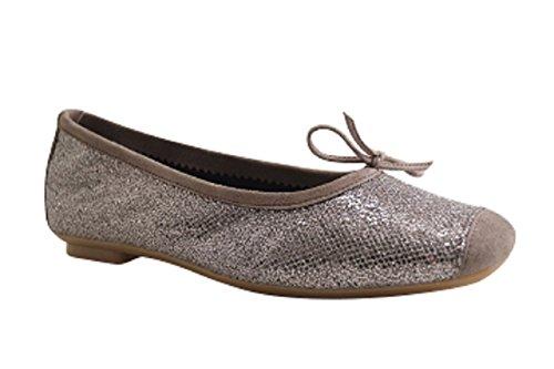 Reqins, Damen Sneaker Metallic