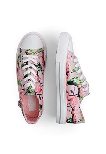 Fritzi aus Preussen Damen Birte Sneaker, Pink (Flamingo Rose 326), 36 EU -
