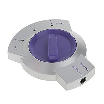 Interrupteur Audio Câble à Fibre Optique Sélecteur Toslink 3 Voies Mécanique Fibre Manuelle 3 à 1 de Generic