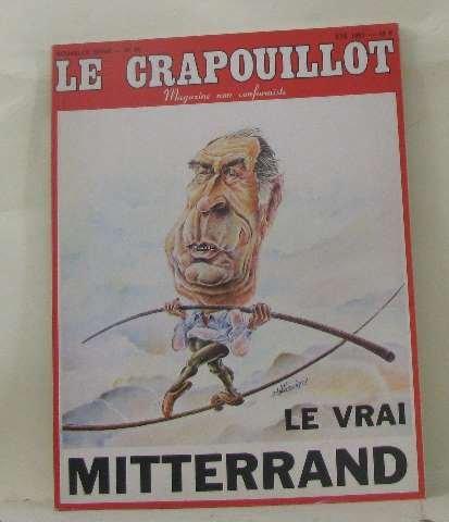 Le crapouillot n°59 été 1981 -le vrai mitterrand par  Collectif (Broché)