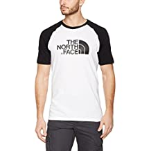 camiseta north face negra