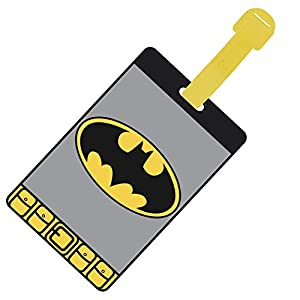 ABYstyle Abysse Corp_ABYTAG011 DC Comics - Etiqueta para Equipaje de Batman