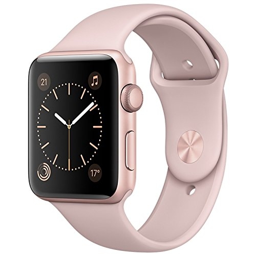 Apple Watch Series 1 smartwatch Oro Rosa OLED