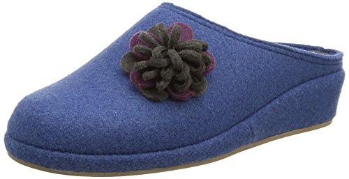 Lotus Rosella, Chaussons montants femme Bleu (Blue)