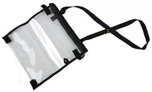 UNIBOS PVC CLEAR WATERPROOF MAP CASE CAMPING HIKING TRANSPARENT DRY BAG OUTDOOR